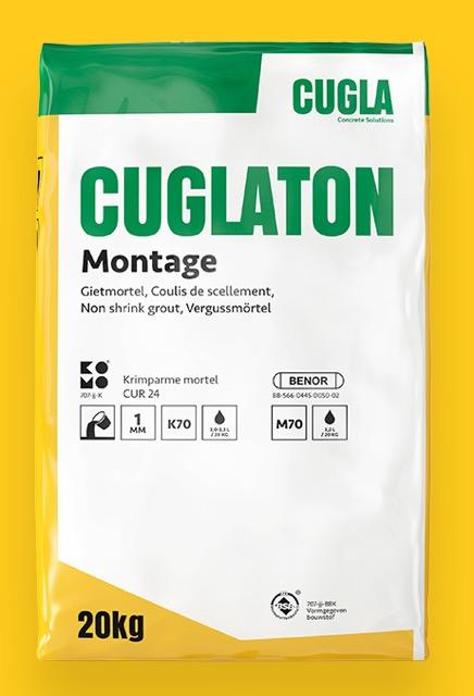 Cuglaton Gietmortel